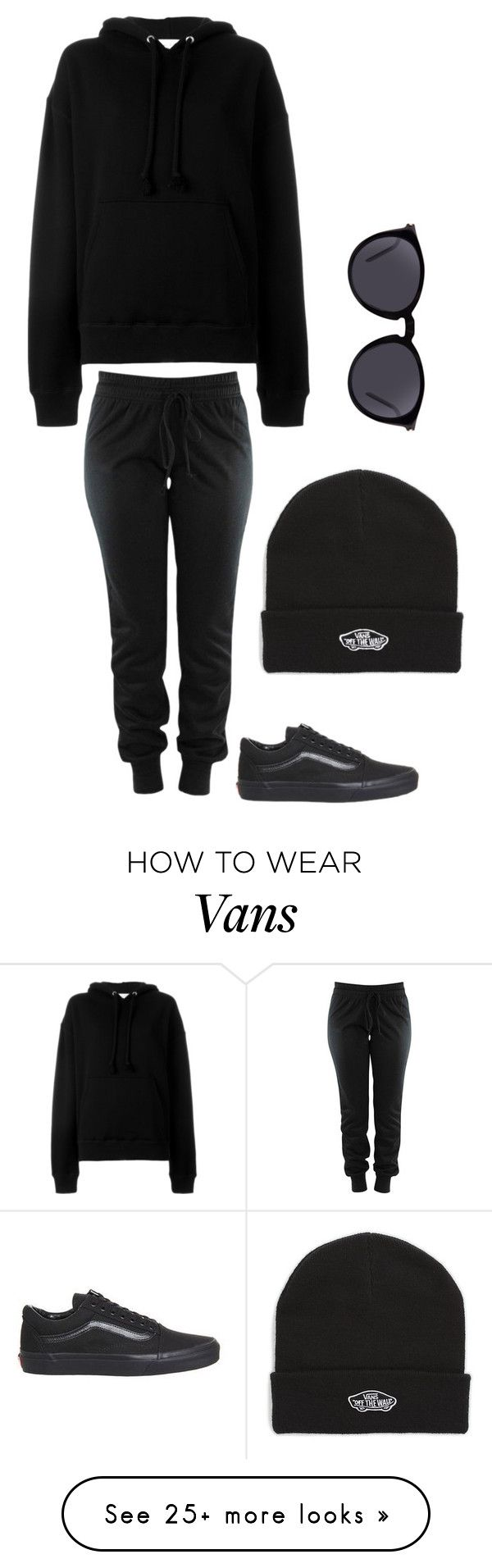 """Sans titre #2094"" by noonewilleverknow on Polyvore featuring IRO, Topshop, Vans and Yves Saint Laurent"