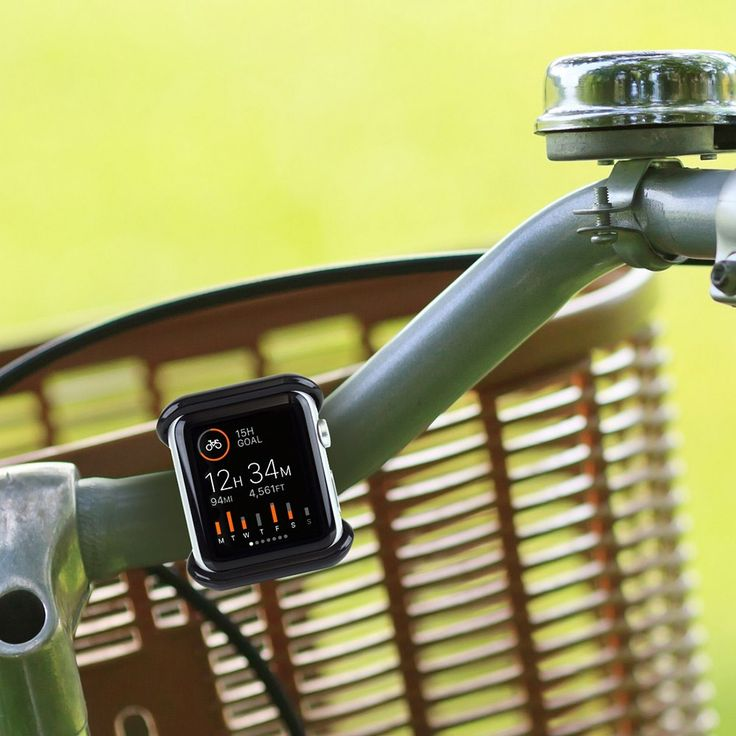 Satechi Apple Watch Mount til cyklen