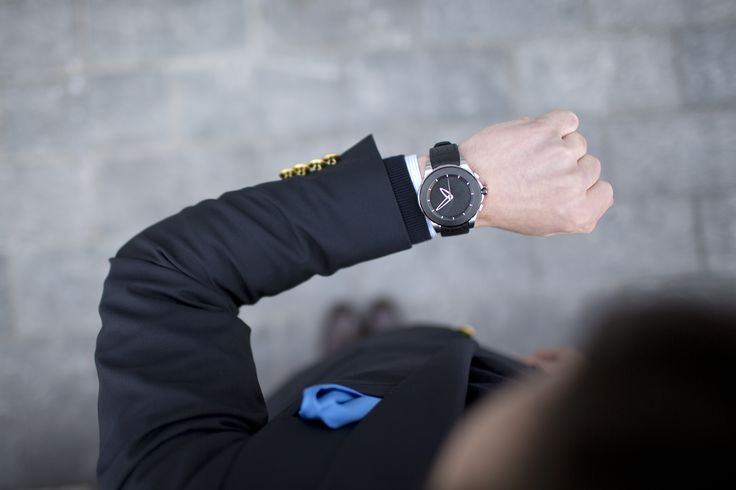 Oculus Chrono RACE PVD - http://valbray.ch/watch/race-pvd  Picture by Tomclaeren