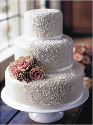 The Cake Zone: Vintage Style Ideas for wedding cakes and wedding accessories  http://pinterest.com/treypeezy