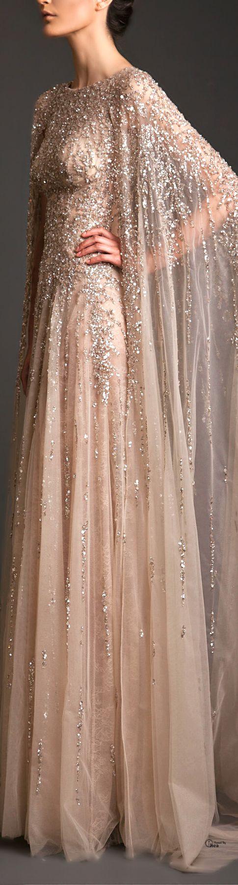 Krikor Jabotian ● Couture SS 2014 Queen amberly
