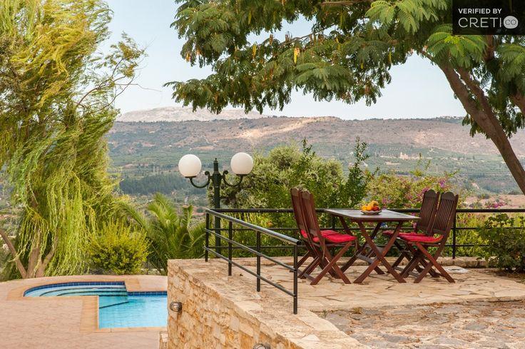 Traditional villa Vaggelio / Aspalathos villas , Chania, Filippos | Cretico
