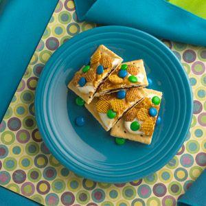 Crunchy PB&J Bars – Esta es una versión crujiente y ...