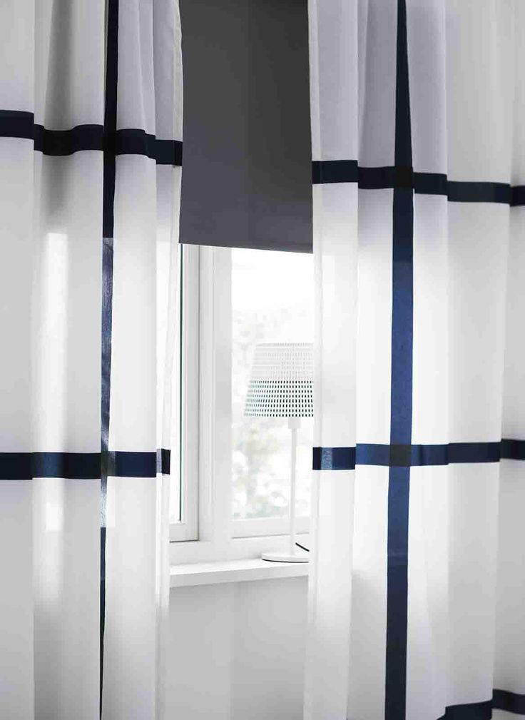 Oltre 20 migliori idee su tende a soffitto su pinterest tende per finestra tende per la - Tende per camera da letto ikea ...