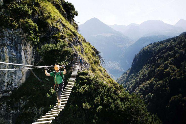 Die 10 beliebtesten Touren des Jahres - Bergwelten