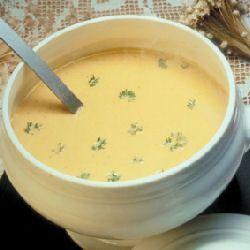 Sopa de Crema de Papas