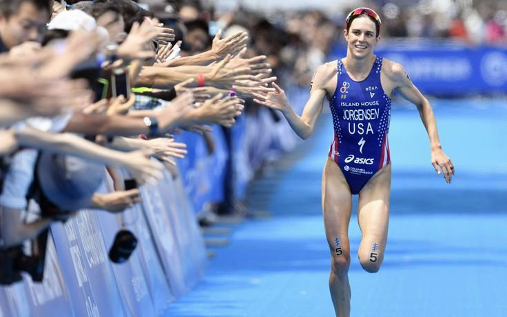 Milwaukee JournalSentinel July 2016 Gwen Jorgensen of Waukesha, the world's dominant female triathlete, will compete for Team USA in Rio.