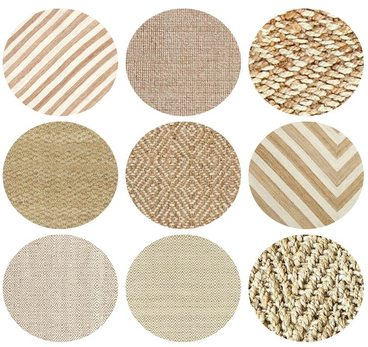 Danielle Oakey Interiors: Best Jute Rug Round Up
