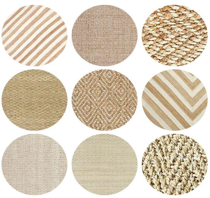 danielle oakey interiors best jute rug roundup
