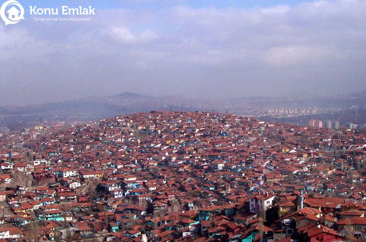 Ankara'da kentsel dönüşüme başlıyor!