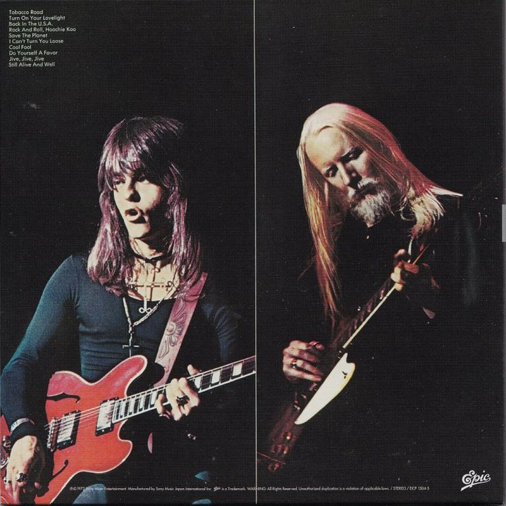RICK  DERRINGER  AND  JOHNNY  WINTER .
