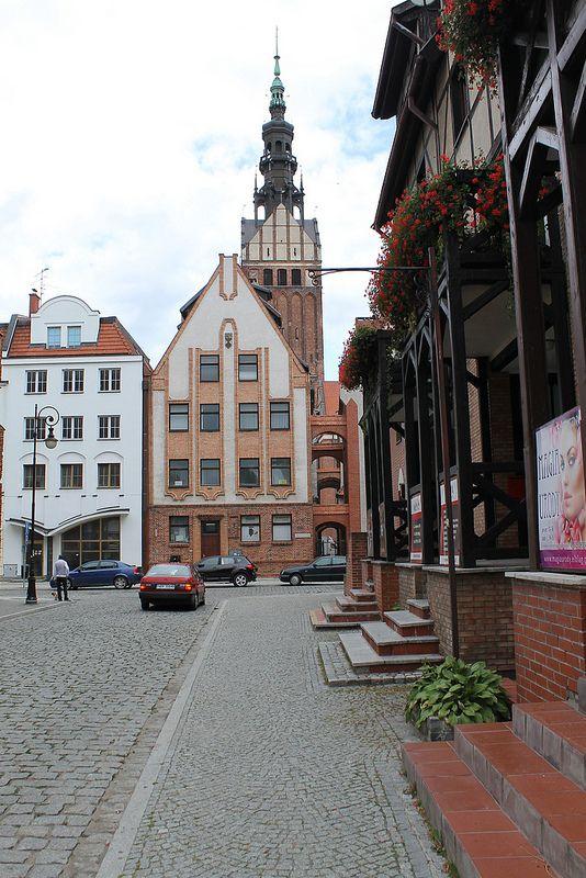 Elbląg Starówka - Elbląg Old Town