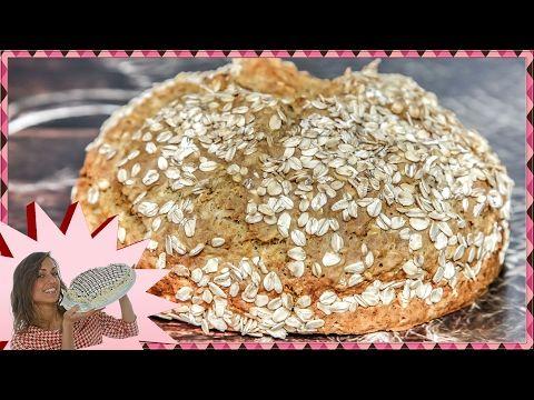 Irish Soda Bread - Pane senza Lievito - Con Bicarbonato di Sodio - YouTube