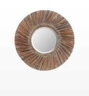 Cool mirror to hang just about ANYTNING!!!