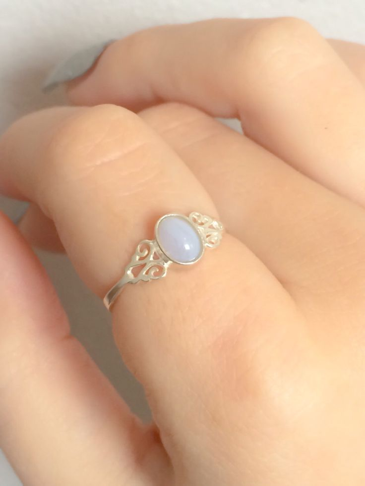Celtic blue lace agate ring https://www.etsy.com/uk/listing/253415933/sterling-silver-ring-blue-agate-ring