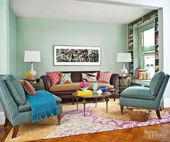 17 best ideas about bright living rooms on pinterest bright rooms bold living room and - Small living space solutions property ...