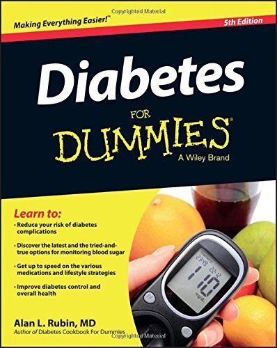 Diabetes For Dummies * READ MORE @ http://www.diabetes-matters.com/store/diabetes-for-dummies/?a=0356