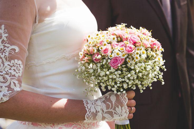 Svatební kytice pro Lucii a Pavla / Od Million Bells