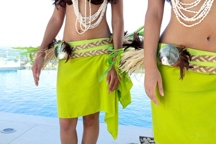 Tahitian Costumes by Mohea Designs.