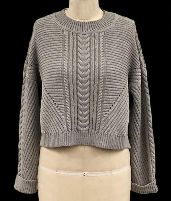 Julianne Abejar,                              knitGrandeur: FIT & Zegna Baruffa 2/30s Cashwool Collaboration Two: Term Garment Project