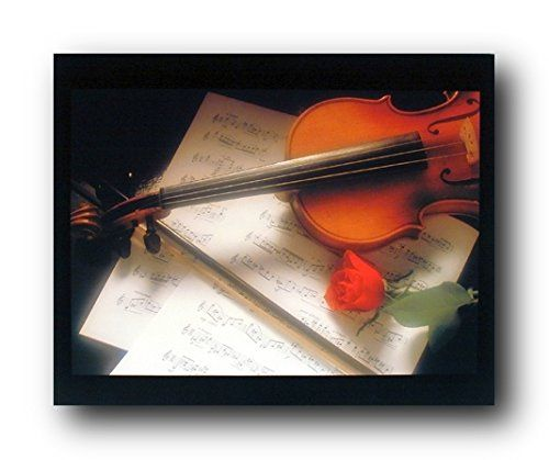 Jazz up your living room's appeal with this wonderful musical instrument picture wall poster. This wonderful wall art will be a great addition to your home decor. Your guests will definitely compliment you for your excellent taste. It will be an ideal gift for any music lover.