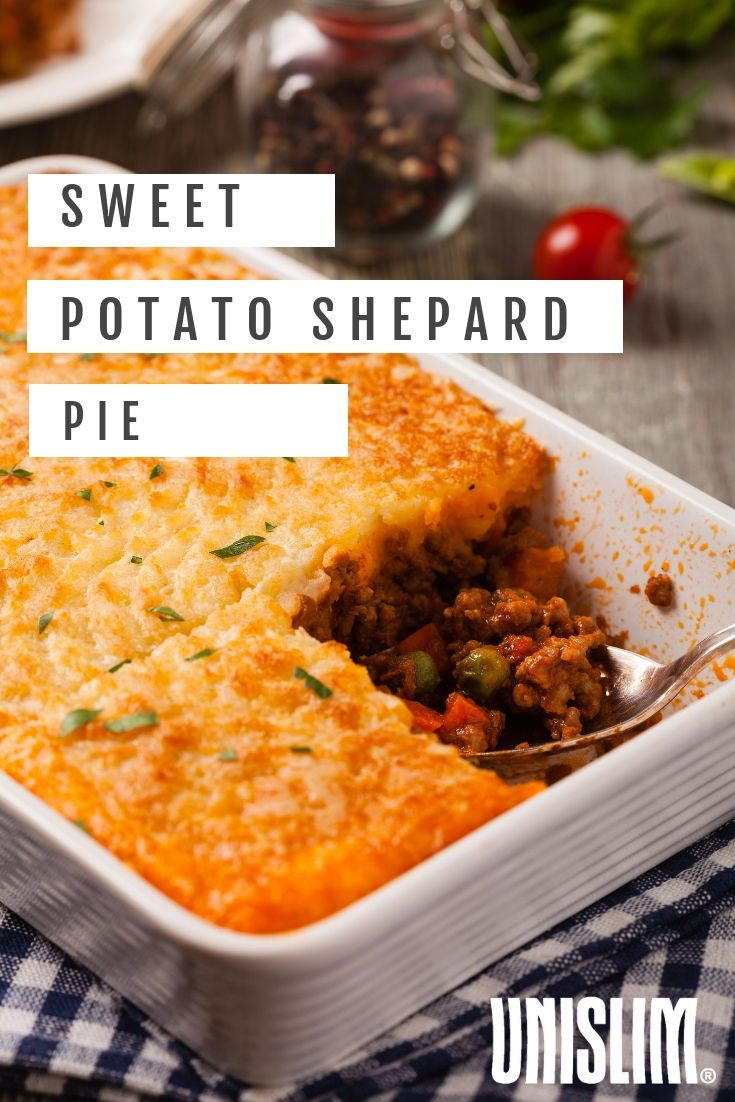 Sweet Potato Shepherds Pie Recipe Healthy Pie Recipes Food Recipes Shepherds Pie Recipe Healthy