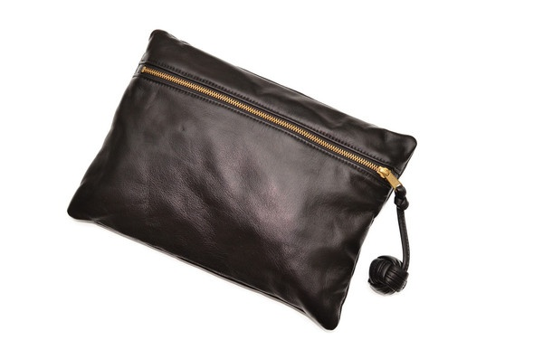 an oversized day clutch by automaticsweetheart (100% genuine leather, handmade) $143