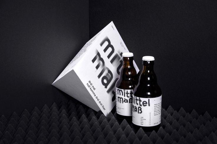 Fabian fohrer mittelmass #packaging #inspiration