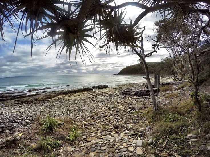 Beach travel Noosa GoPro water sunshinecoast