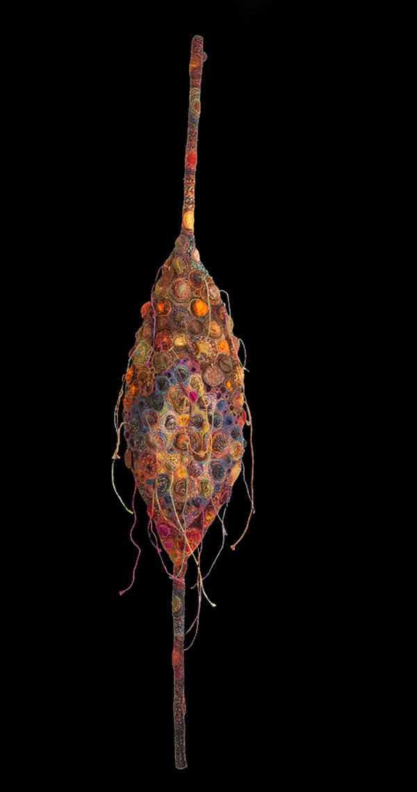 Gordana Brelih | Toronto, Ontario, Canada | Weekly Artist Fibre Interviews | Fibre Art | International | Canadian | World of Threads Festival | Contemporary Fiber Art Craft Textiles | Oakville Ontario Canada ****