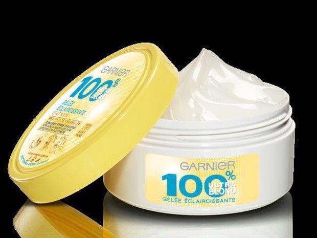 La gelée éclaircissante Garnier