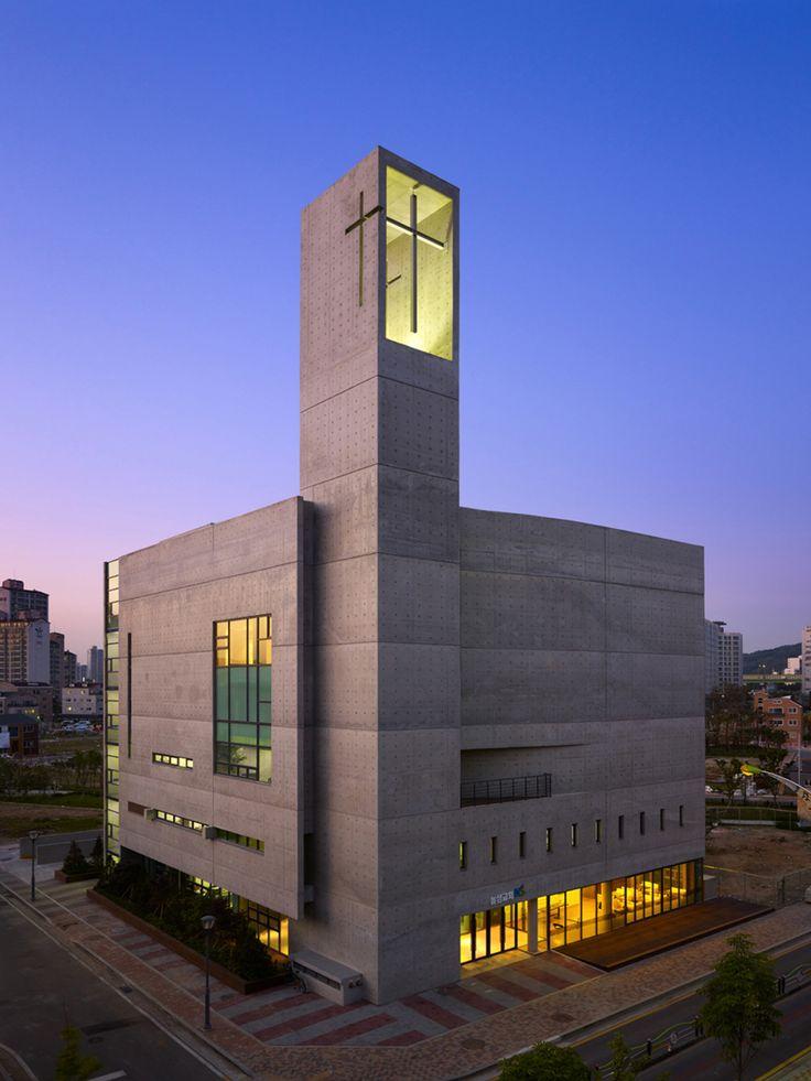 Imagen 1 de 23 de la galería de Iglesia Neulsam / Lee Eunseok, K.O.M.A. Fotografía de Park Youngchae