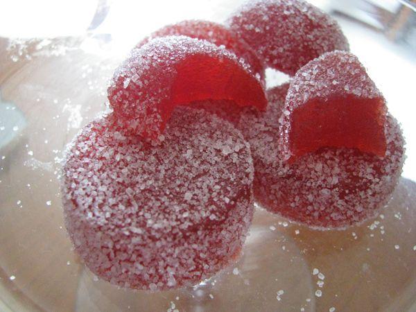 Gelatine di fragole ( da una ricetta di Luca Montersino) | Da inserire anche come dischi nei dolci che vanno in forno