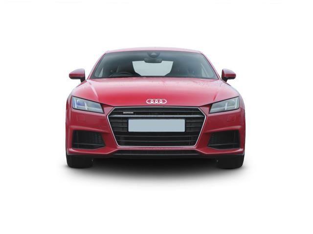 Audi TT Diesel Coupe front view