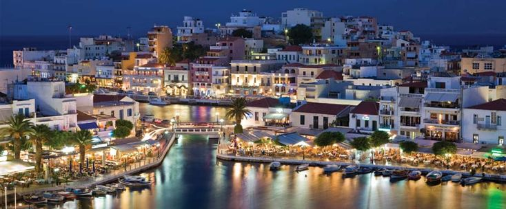Elounda (Greek: Ελούντα), is a small fishing town on the northern coast of the island of Crete, Greece.
