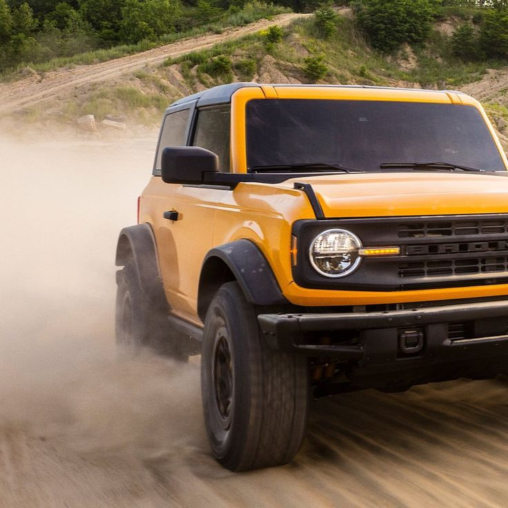 """Ford Bronco on Instagram """"We've shown you a lot of"""