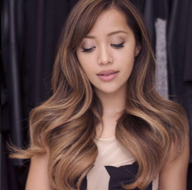 17 Best Images About Asian Ombre Hair On Pinterest Brown