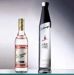 Top 10 Most Popular Vodka Brands in the World