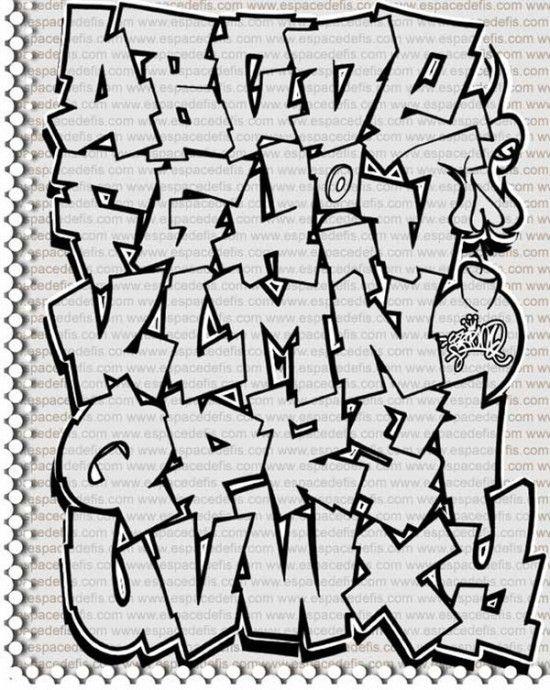 500 besten Graffiti text Bilder auf Pinterest | Schriftarten ...