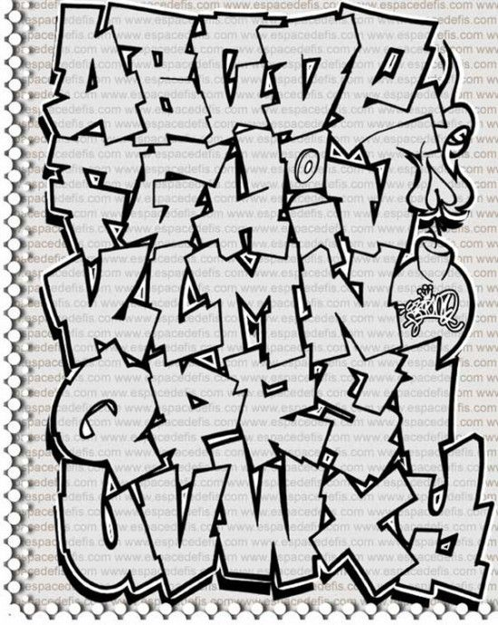 how to write in 3d how to write 3d style graffiti alphabet