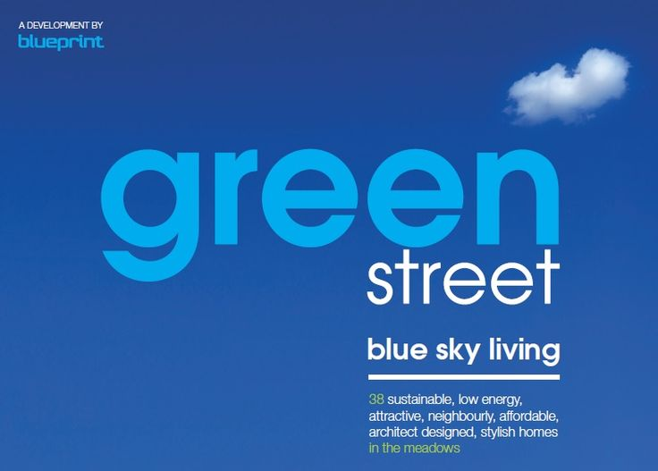 17 best blueprint images on pinterest website blue and green street green street blue sky malvernweather Choice Image