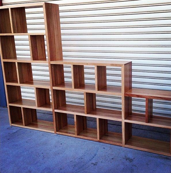 Built in & Freestanding Shelving Units | Grandchester Designs