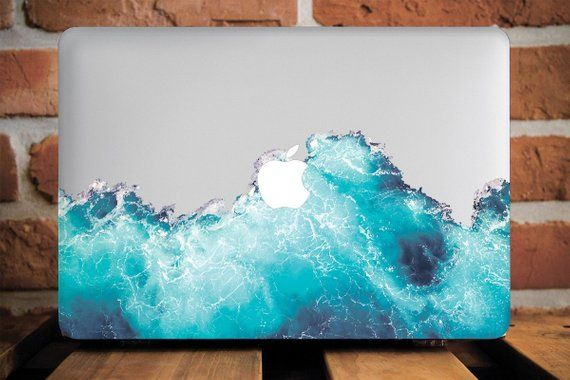 Wave MacBook Pro 13 Case MacBook Air 11 Case MacBook Pro Retina 15 Case Macbook Air Cover Macbook Ha