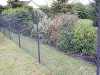 Grillage simple torsion pour clôture grillagée
