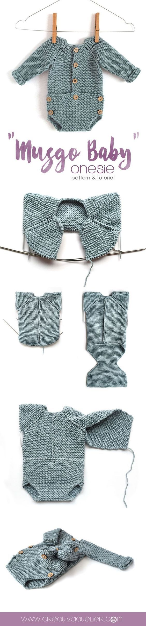 90 best sueter images on Pinterest | Knitting stitches, Baby ...