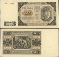 najstarsze 500 złotych