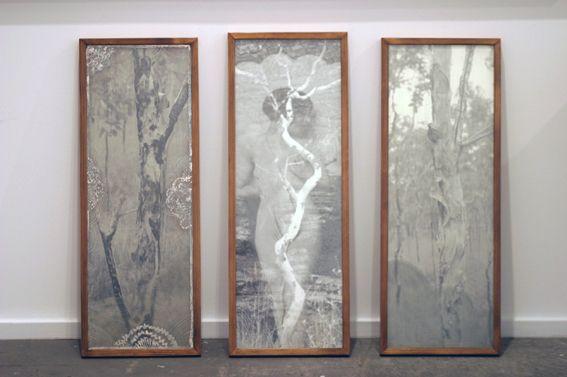 Joshua Yeldham - Triptych