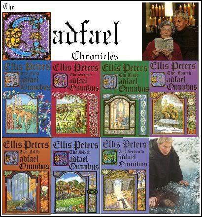 """Ellis Peters - Brother Cadfael series. """"Medieval whoddunits"""""""