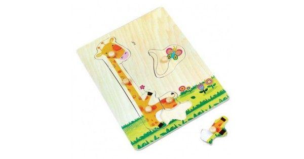 Ahşap puzzle yerini bul oyunu Zürafalı oyuncaklar çocuklarınızın el ve göz koordinasyonunu sağlar. Ahşap puzzle yerini bul oyunu Zürafalı oyuncaklar el becerilerinin ve zekasının gelişimine yardımcı olur . Algılama ve kavrama yeteneğini geliştirir .