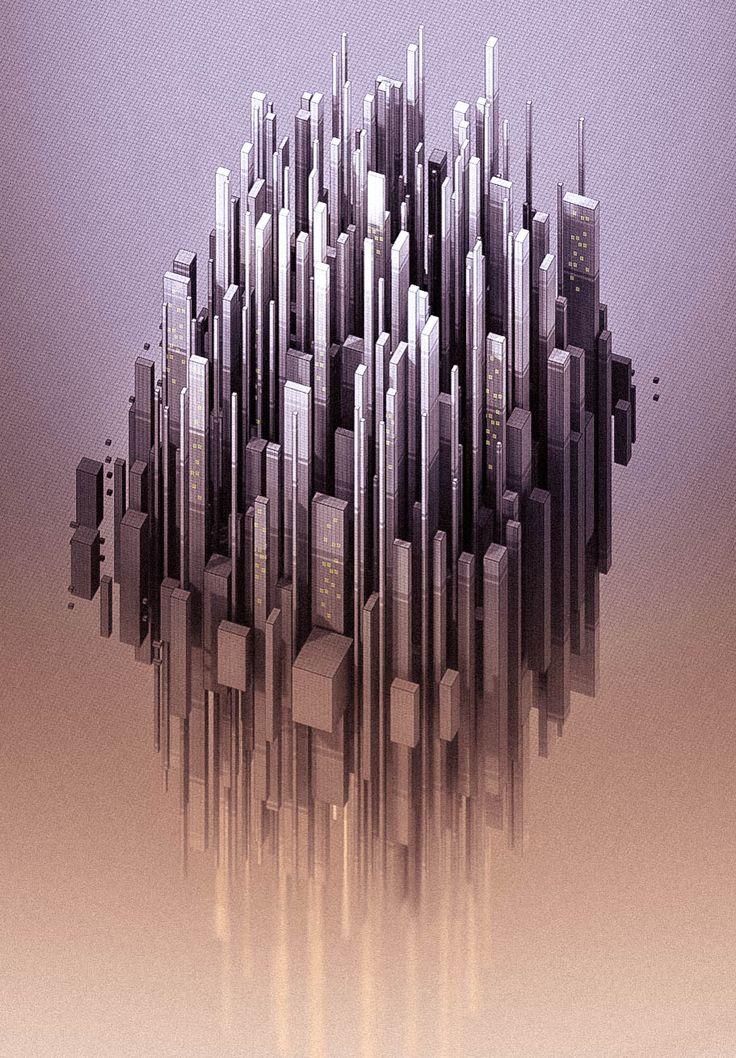 PAUSE » Voxel art : dernières scènes et projets